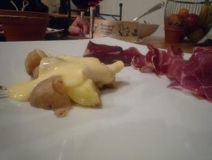 Assiette Mont d'Or